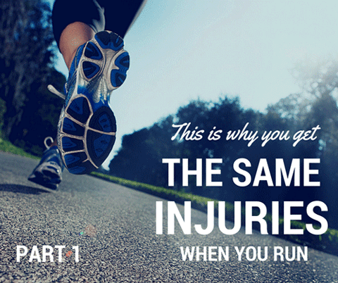 Part 1- Why do I keep getting the same injuries when I run?