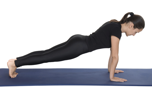 Planks: Are You Using Abs or Glutes?