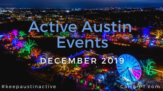Active Austin Events December 2019