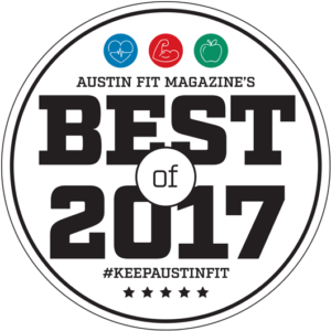 Best physical therapist in Austin: Austin Fit Magazine 2017