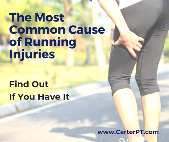 The Most Common Causes of Running Injuries – Find Out If You Have It